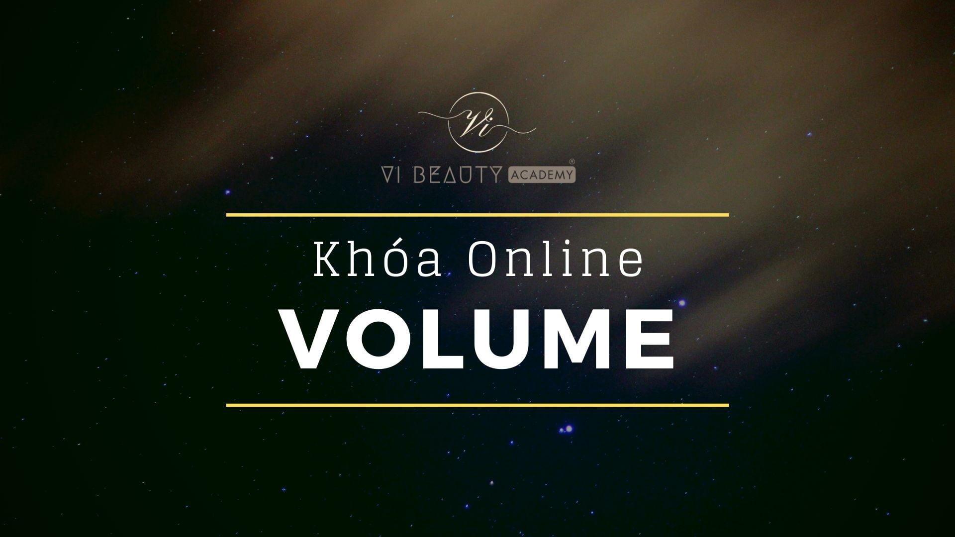 Nối Mi Volume Online