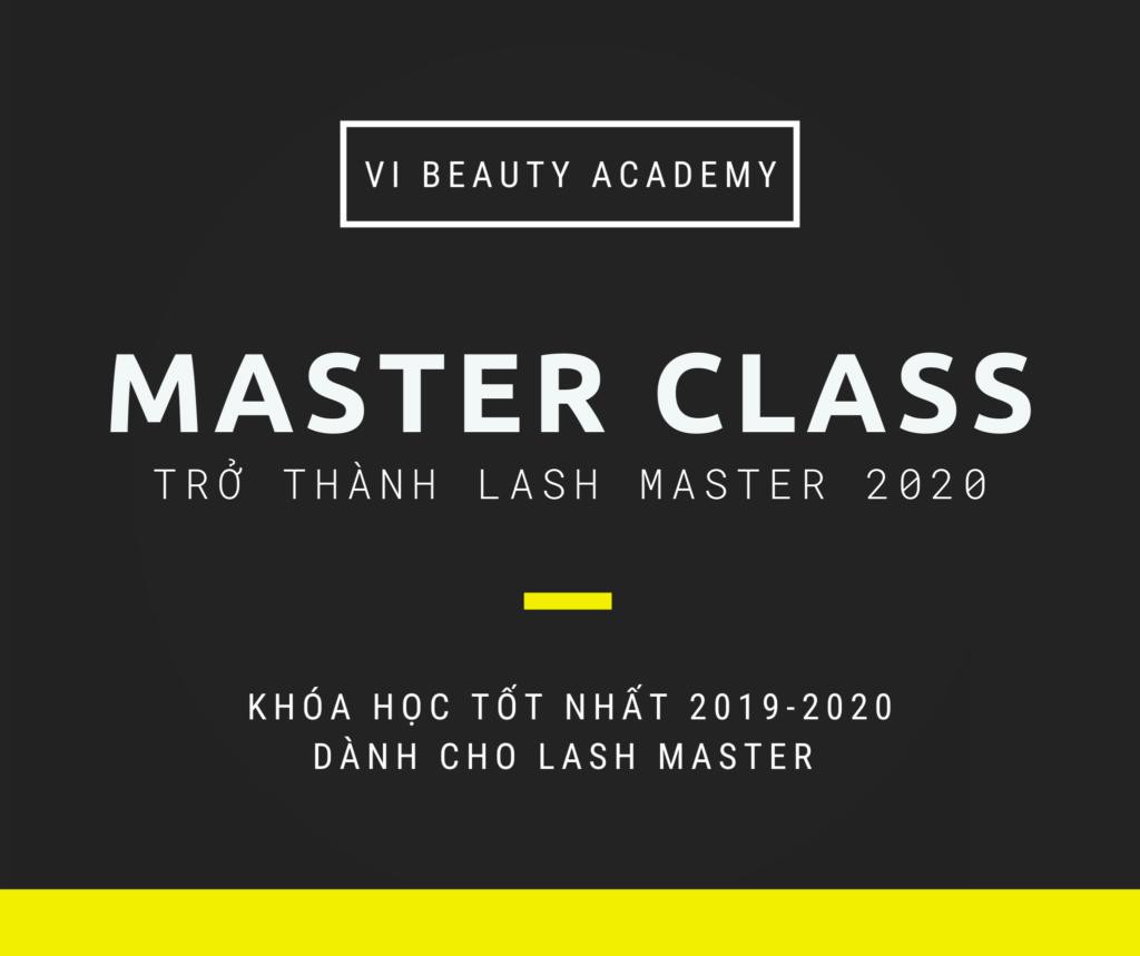 master class 2020