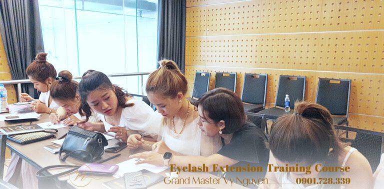 Đào tạo Phun Xăm & Nối Mi Gò Vấp - Quận 12 | Vi Beauty Academy